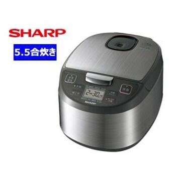 シャープ(SHARP) 炊飯器 (5.5合) マイコン式 -k/neo