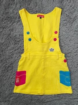 BABYDOLL★ジャンパースカート 110