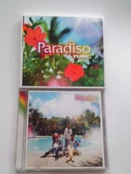CD+DVD TUBE アルバム Paradiso