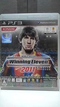 PS3 ワールドサッカー ウイニングイレブン 2011