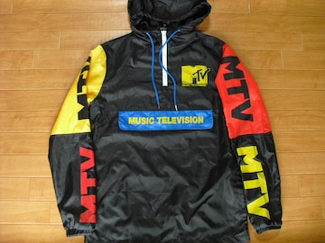 MTV オフィシャル ジャケット アノラック USA−S 新品
