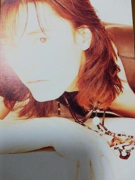 宇都宮隆 ウツ 美麗ポストカード TM NET WORK