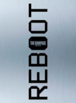 即決 THE RAMPAGE REBOOT 3CD+2DVD 豪華盤/初回限定仕様 新品