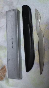 プレイボーイ ペーパーオーブナー 未使用品