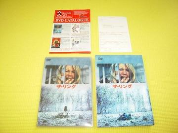 DVD★即決★ザ リング 外箱付★115分★国内正規品
