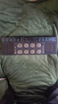 30年前YAMAHAデジタルドラムバンクDD・10