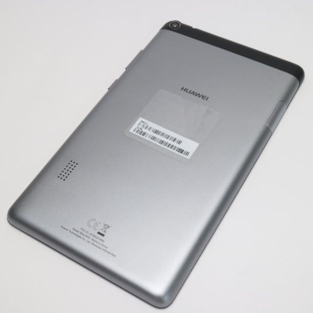 ●安心保証●新品同様●MediaPad T3 7 スペースグレー● < PC本体/周辺機器の