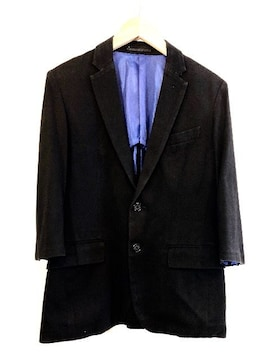 BEAMS■テーラードジャケット■7分袖■ビームス■黒