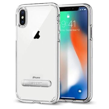 iPhone X ケース S_クリスタル・クリア