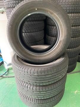 7071528)激安国産中古タイヤ4本セットヨコハマブル-ア-ス175/70R14送料無料
