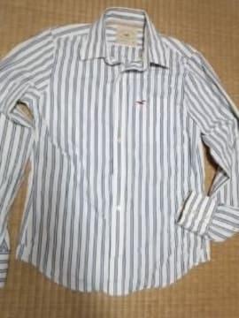 ホリスター カリフォルニア ストライプシャツ