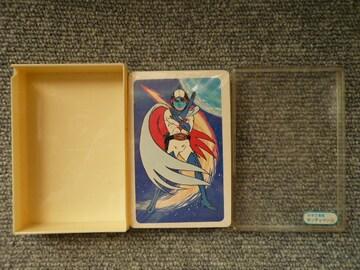 ショウワノート「科学忍者隊ガッチャマン�Uトランプ」