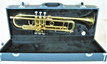 極美品 トランペット 下倉楽器 オリジナル マルカート TR1177