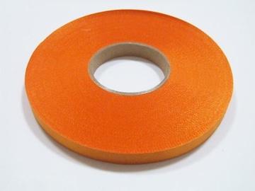 両面サテンリボンオレンジ9mm幅30m巻