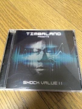 Timbaland  Shock Value 2 Import  美品 hip hop