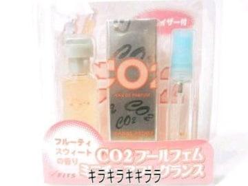 《New》アトマイザー付【ジャンヌアルテス】CO2プールフェム<フルーティスウィート香り>