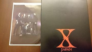 X JAPAN「ジグソーパズル」未使用/YOSHIKI hide