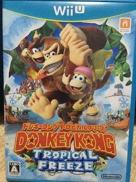 ドンキーコング トロピカルフリーズ WiiU