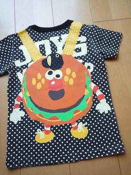 中古フリカエレバヤツガイルTシャツ120黒JAM