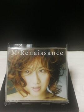 渡辺美里 M  Renaissance 3CD 曲目画像掲載 送料無料