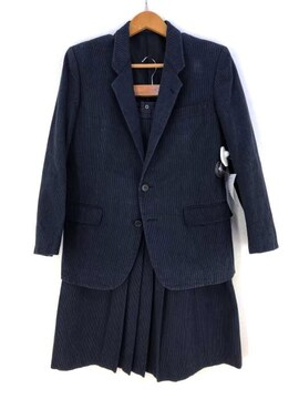 COMME des GARCONS(コムデギャルソン)フロントプリーツスカートスカートスーツ