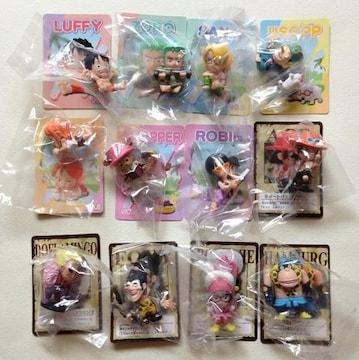 ★ワンピースフィギュアコレクション3 全12種