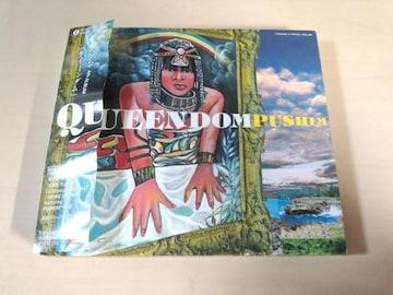 PUSHIM CD「QUEENDOM」ジャパニーズレゲエ プシン 初回盤●