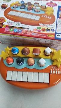 アンパンマン  脳を育む ピアノ