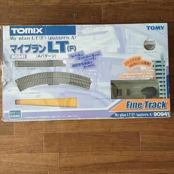 TOMIX  90941 マイプランLT(F)  レールパターンA