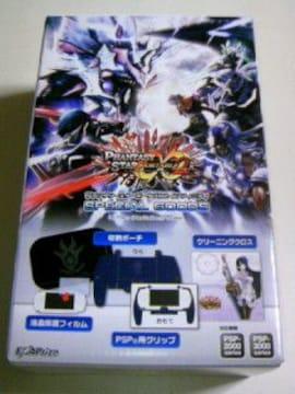 新品 ファンタシースターポータブル2 インフィニティ スペシャルグッズ/ PSP グリップ ポーチ