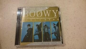 BOOWY「JUST A HERO」Blu-spec盤 2012/氷室 布袋