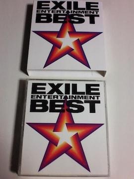 初回限定盤 EXILE ENTERTAINMENT BEST/エグザイル エンターテインメントベストCD