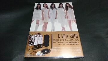 【新品】DVD KARAスイートミューズギャラリー / 日本版 カラ