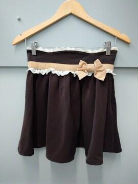 Ank Rouge☆横リボンスカート