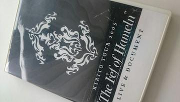 キリト 『The Fef of Hameln』DVD