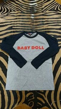 BABY DOLL/ベビードール Men's ロンTシャツ