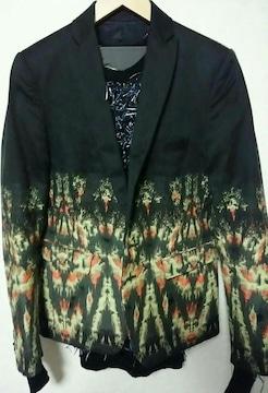 takuya着 ジャケット+ニット
