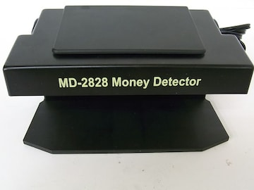 偽造紙幣鑑別器 MD−2828