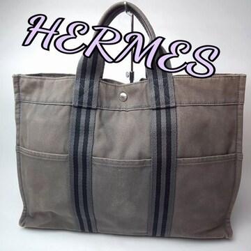 エルメスフールトゥー MM      HERMES トートバッグ