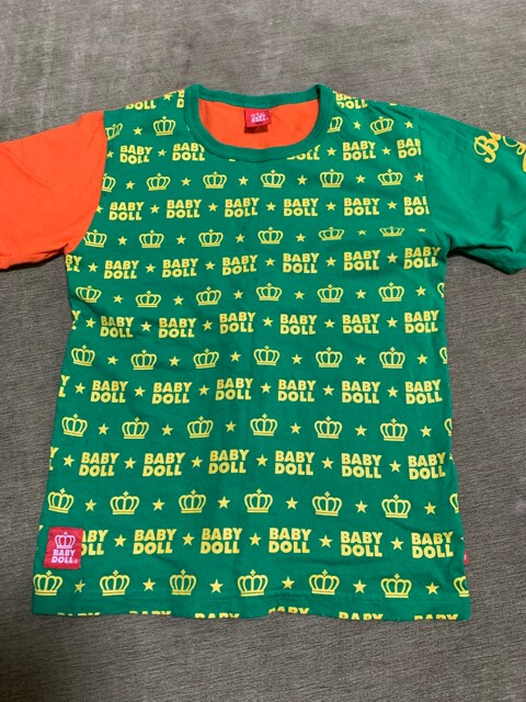 美品 BABYDOLL Tシャツ 140  < ブランドの