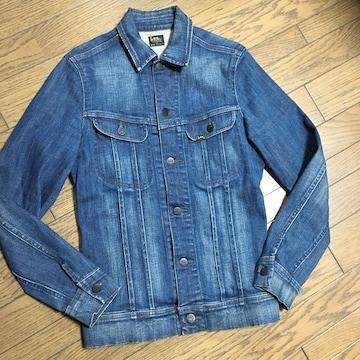 美品 Lee × SHIPS JET BLUE デニムジャケット シップス