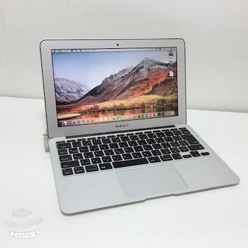 ★すぐ使える★SSD大容量サポート充実高性能i5MacBookAir