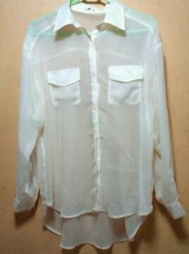 SLY LANG(スライ) 白シャツ