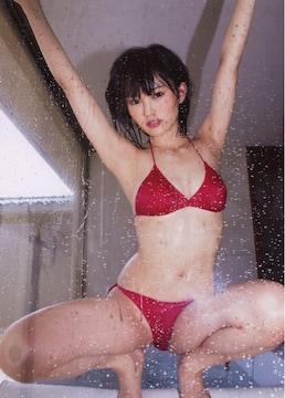 【送料無料】山本彩 厳選セクシー写真フォト5枚セット2L判 C