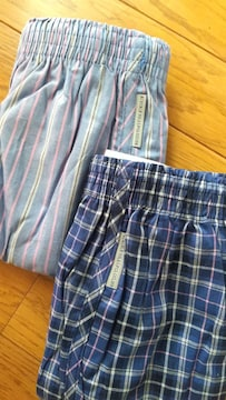 3Lサイズ2枚組ブランド品BEVERLY HILLS POLO CLUB脇スリット入りトランクス!