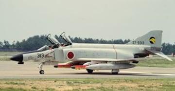 技MIX 1/144 F-4EJ改 306飛行隊 小松基地