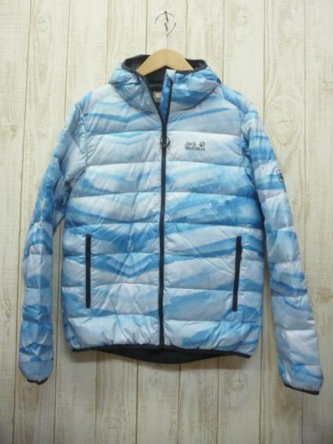 即決☆ジャックウルフスキン特価 XLサイズ アイス ダウンジャケット 新品 < 男性ファッションの