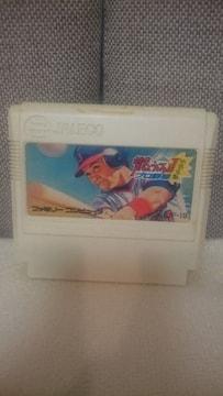中古 ファミコン カセット 燃えろ!プロ野球 88´決定版  ジャレコ 1988