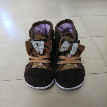 子供靴。14.5センチ。女の子。