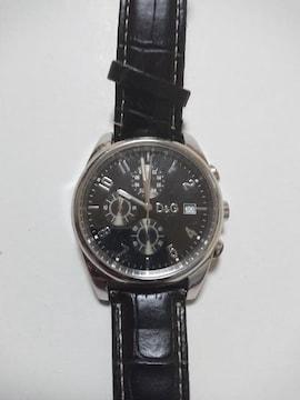 最終値下げ  難有り D&G ドルチェ&ガッバーナの腕時計